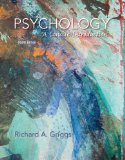 Psychology: A Concise Introduction  2014 9781429298902 Front Cover