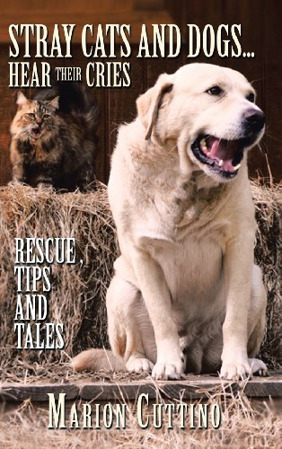 Stray Cats and Dogs…hear Their Cries: Rescue ,tips and Tales  2013 edition cover