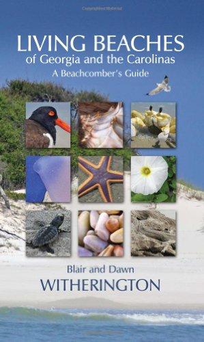 Living Beaches of Georgia and the Carolinas   2011 edition cover