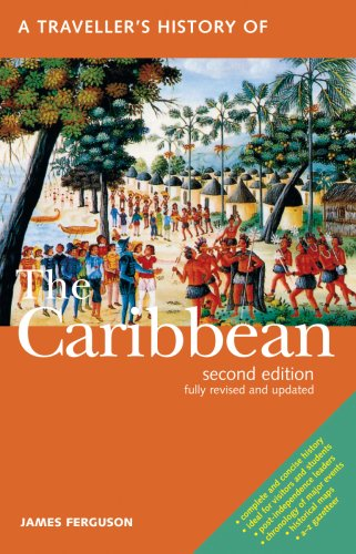 Travellers History The Caribbean 2nd 2008 9781566566902 Front Cover