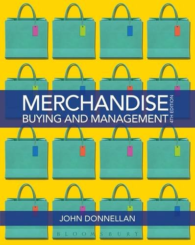 Merchandise Buying and Management  4th 2013 edition cover