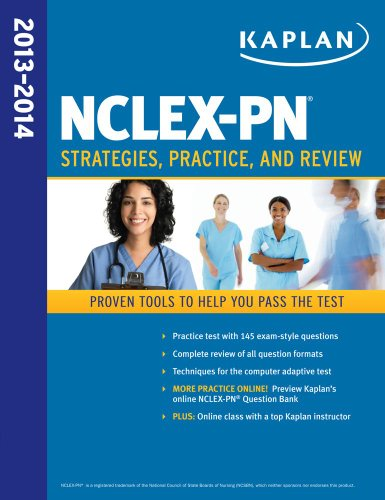 Nclex-Pn 2013-2014  N/A 9781609788902 Front Cover