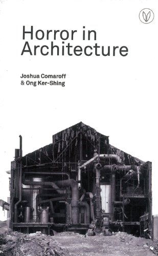 Horror in Architecture   2014 9781935935902 Front Cover