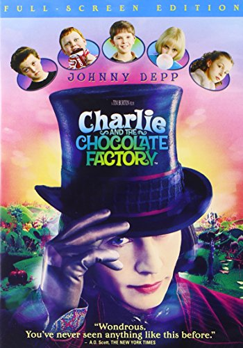 Charlie and the Chocolate Factory (Full Screen Edition) System.Collections.Generic.List`1[System.String] artwork