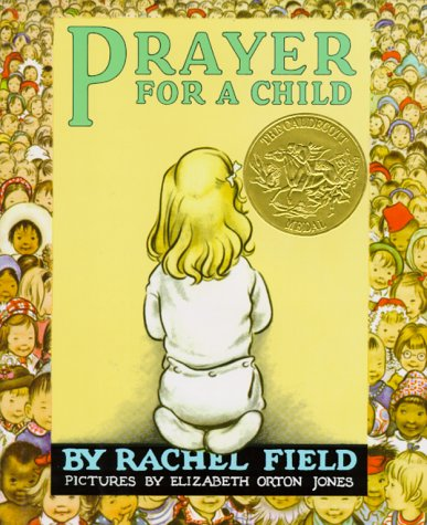 Prayer for a Child   1968 9780027351903 Front Cover