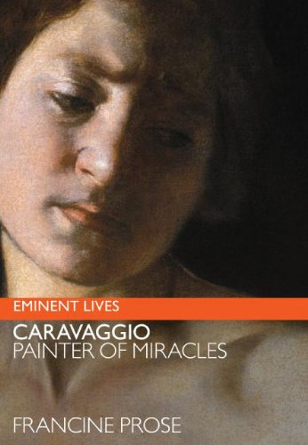 Caravaggio Painter of Miracles  2010 edition cover