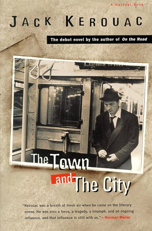Town and the City  Reprint  edition cover