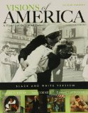 Black and White Edition of Visions of America, Combined Volume  2nd 2013 edition cover