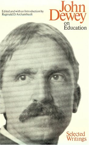 On Education Selected Writing  1974 (Reprint) edition cover