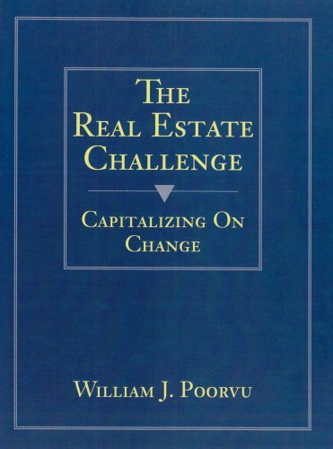 Real Estate Challenge Capitalizing on Change  1996 edition cover