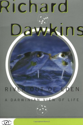 River Out of Eden A Darwinian View of Life  1995 edition cover