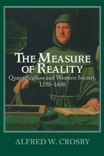 Measure of Reality Quantification in Western Europe, 1250-1600  1998 (Reprint) edition cover