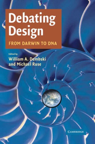 Debating Design From Darwin to DNA  2008 edition cover