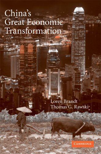 China's Great Economic Transformation   2008 edition cover