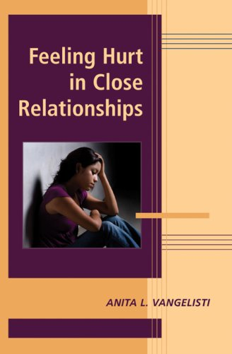 Feeling Hurt in Close Relationships   2009 9780521866903 Front Cover