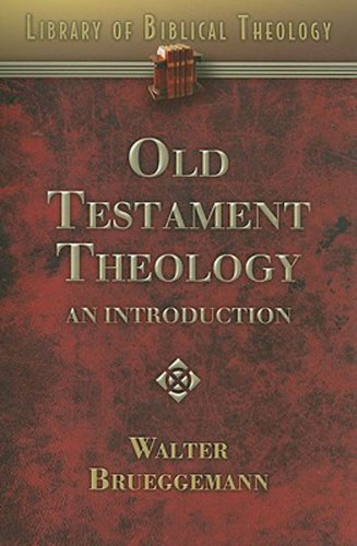Old Testament Theology An Introduction  2008 edition cover