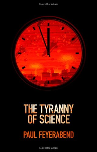 Tyranny of Science   2011 edition cover