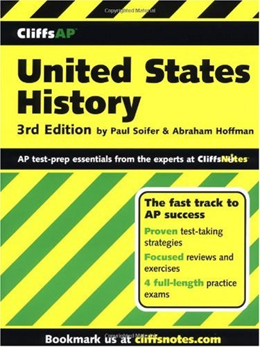 United States History  3rd 2001 (Revised) edition cover