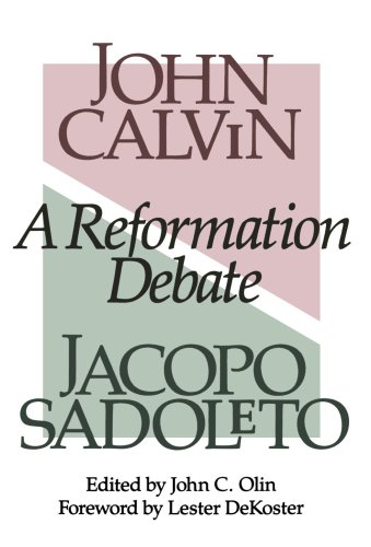 Reformation Debate   2000 (Reprint) edition cover