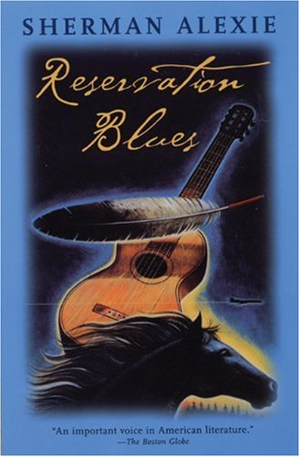 Reservation Blues   1995 9780802141903 Front Cover