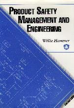 Product Safety Management and Engineering  2nd 1993 edition cover