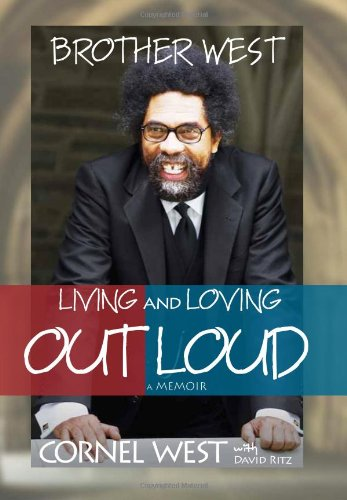 Brother West Living and Loving Out Loud N/A edition cover