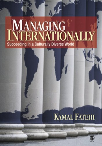 Managing Internationally Succeeding in a Culturally Diverse World  2008 edition cover