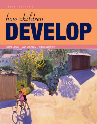 How Children Develop  3rd 2011 edition cover