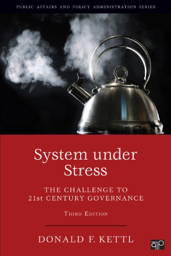 System under Stress Homeland Security and American Politics 3rd 2014 (Revised) edition cover