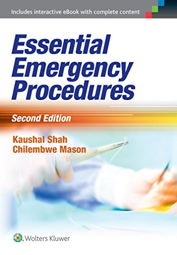 Essential Emergency Procedures  2nd 2015 (Revised) edition cover