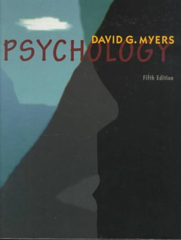 Psychology in Modules 5th 1998 edition cover