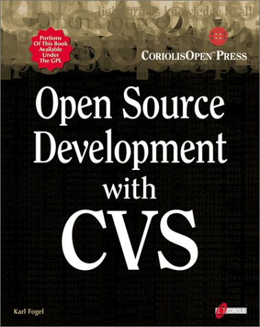 Open Source Development with CVS N/A edition cover
