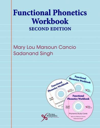 Functional Phonetics Workbook  2nd 2014 (Revised) edition cover