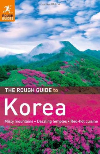 Rough Guide to Korea  2nd 2011 9781848368903 Front Cover