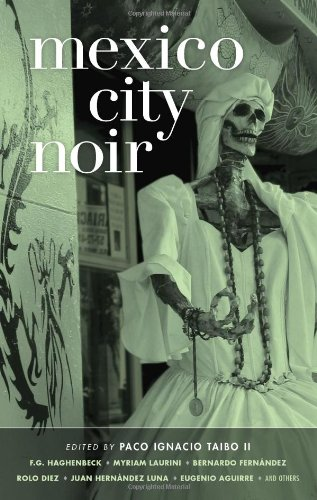 Mexico City Noir   2010 edition cover