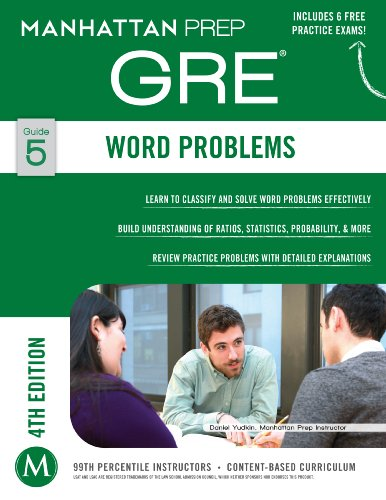 Word Problems  4th (Revised) 9781937707903 Front Cover
