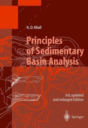 Principles of Sedimentary Basin Analysis  3rd 2000 edition cover
