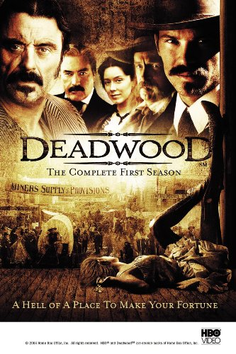 Deadwood: Season 1 System.Collections.Generic.List`1[System.String] artwork