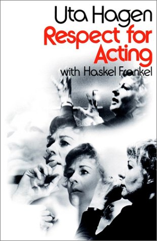 Respect for Acting   1973 edition cover