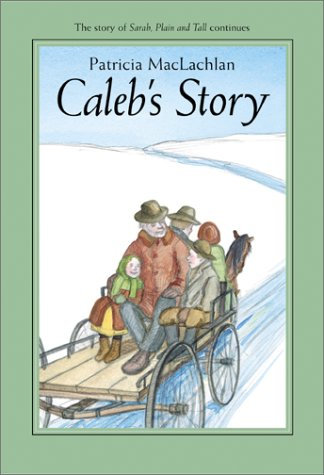 Caleb's Story   2001 edition cover