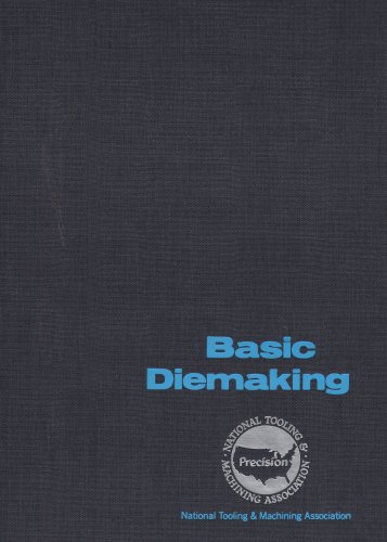 Basic Diemaking  1st 1963 edition cover