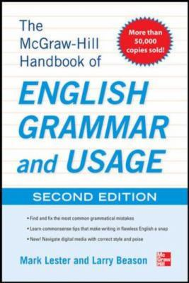 McGraw-Hill Handbook of English Grammar and Usage  2nd 2013 9780071799904 Front Cover
