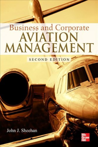 Business and Corporate Aviation Management  2nd 2013 (Revised) edition cover