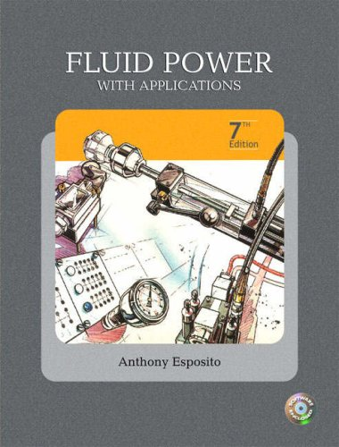 Fluid Power with Applications  7th 2009 edition cover