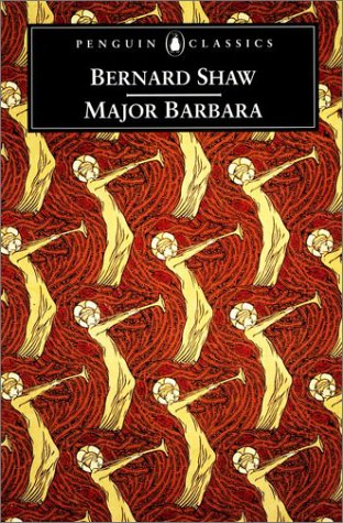 Major Barbara   2000 edition cover