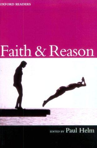 Faith and Reason   1999 edition cover