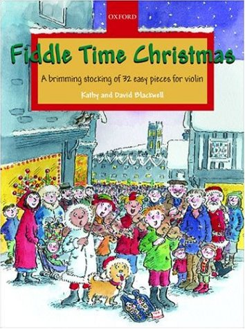 Fiddle Time Christmas  N/A edition cover