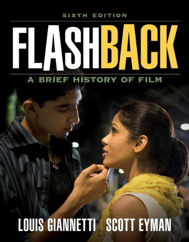 Flashback A Brief Film History 6th 2010 9780205695904 Front Cover