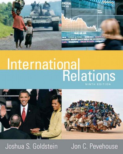 International Relations  9th 2010 edition cover