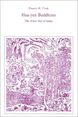Hua-Yen Buddhism The Jewel Net of Indra  1977 edition cover